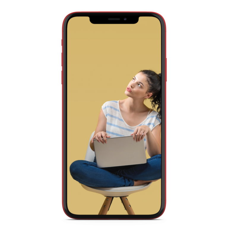 smartphone social media huisstijl